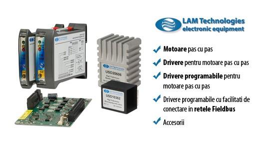Componente automatizari Lam Technologies