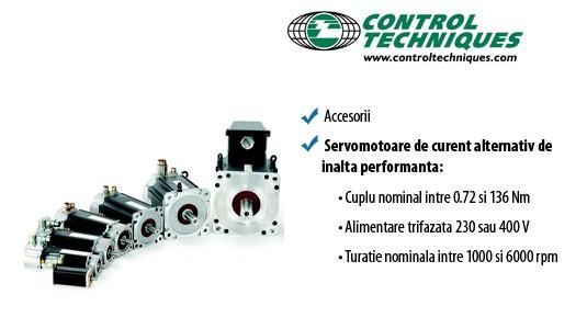 Automatizari Control Techniques